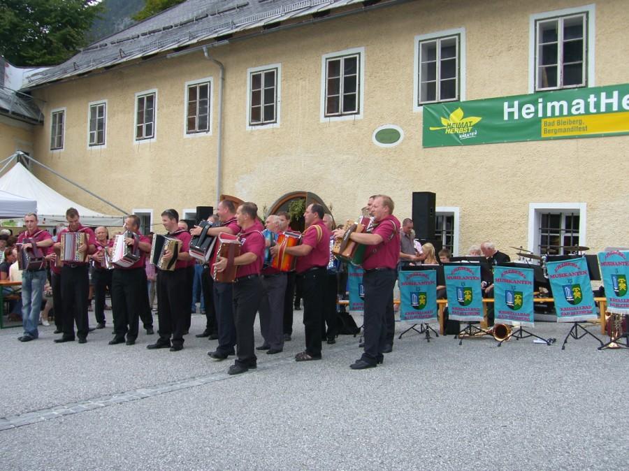 Das Harmonikaorchester aus Slewenien